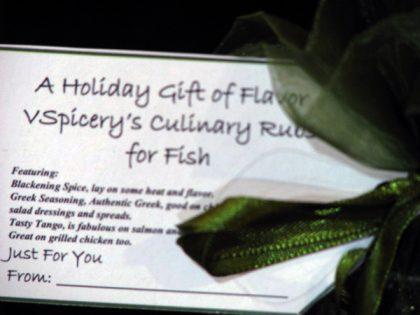 Fish Seasoning Gift Pack