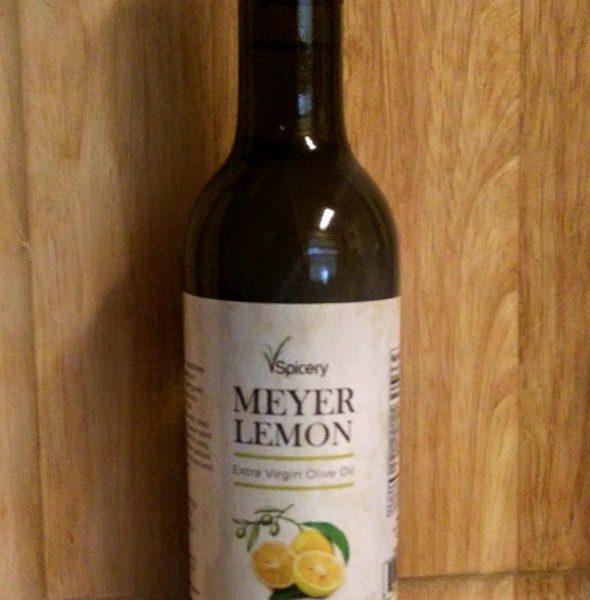 Meyer Lemon Oil
